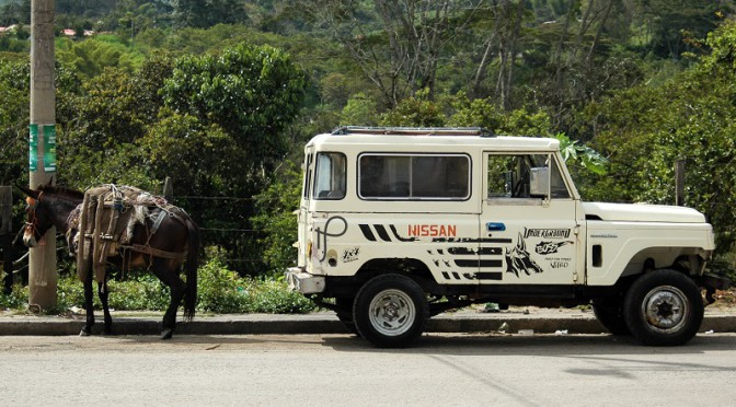 Doprava v Kolumbii – tipy a triky