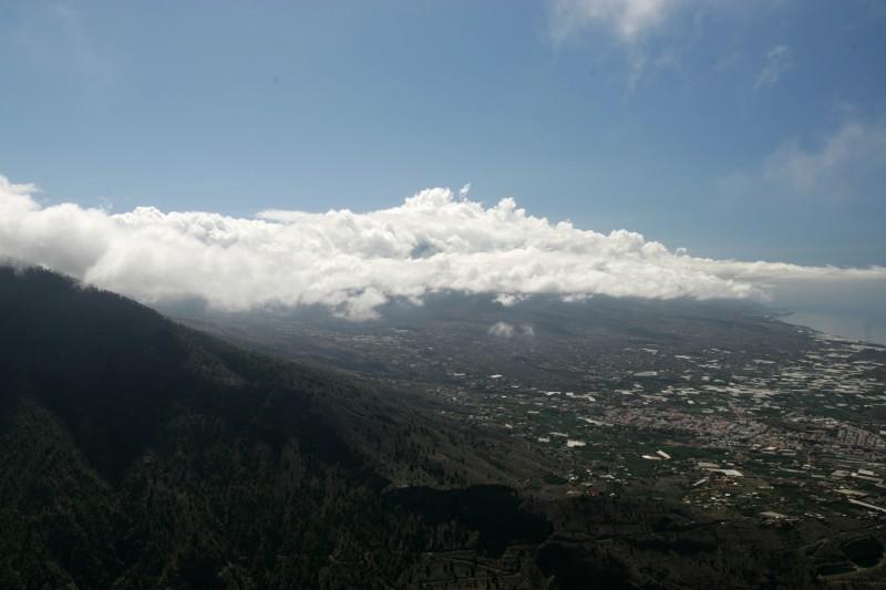 Los Llanos de Aridane, La Palma, Kanárské ostrovy.