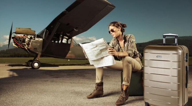 Spolehlivý kufr aneb Co dělat, když vás zradí cestovní zavazadlo