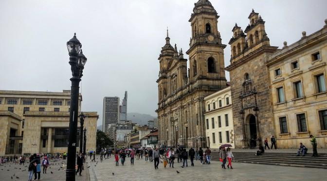 Kolumbijské cestopisy I – Bogotá, Cundinamarca