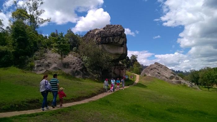 Archeologický park Piedras del Tunjo