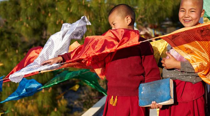 Buddhovy dcery – benefiční výstava dokumentující život buddhistických mnišek vHimálaji