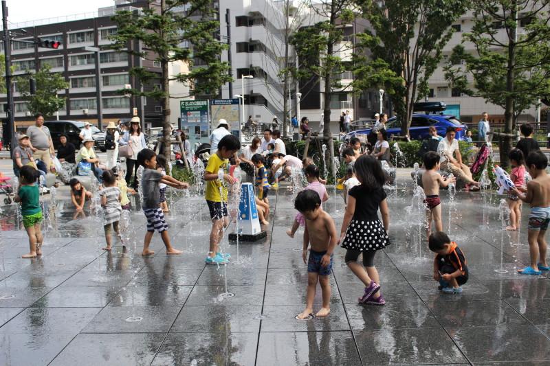 Děti v Tokyu