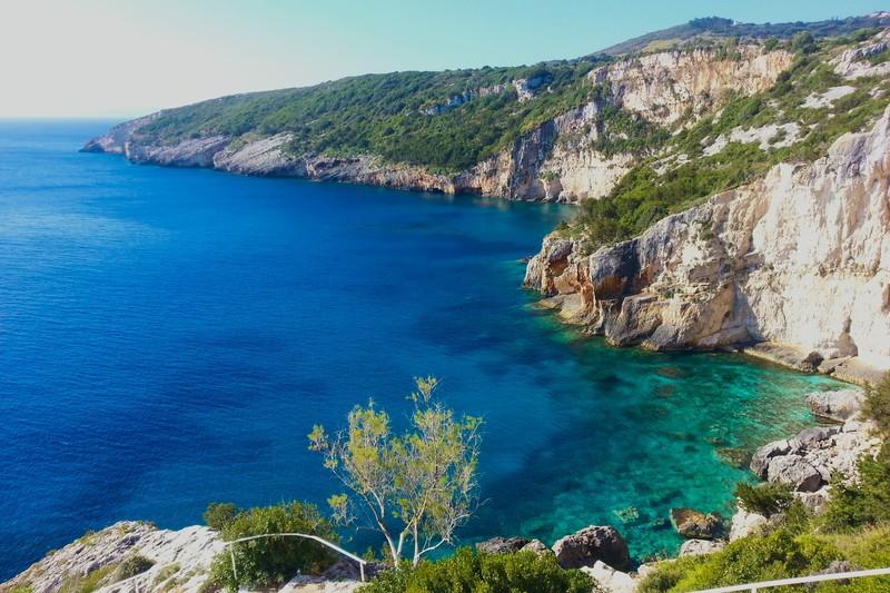Zakyntos, Řecko