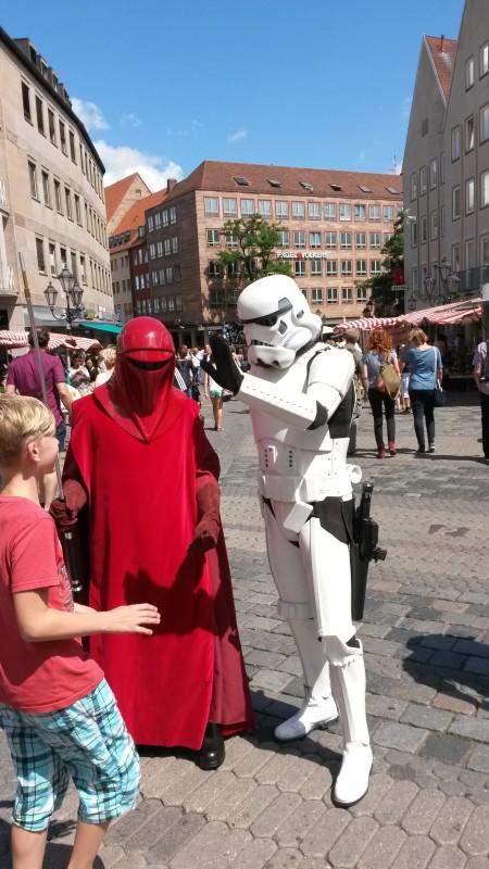 Norimberk - osobní prohlídka