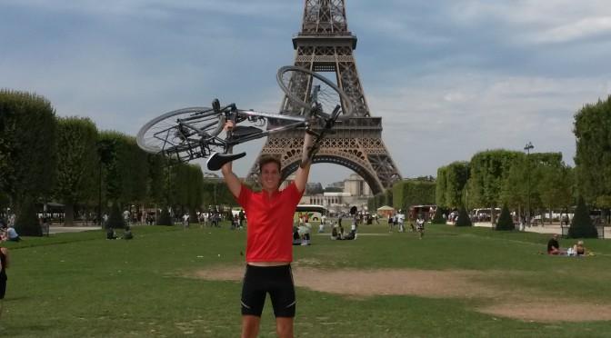 Hodina letadlem, půlden autem, nebo 15 dní na kole – Panevropská cyklostezka z Prahy do Paříže