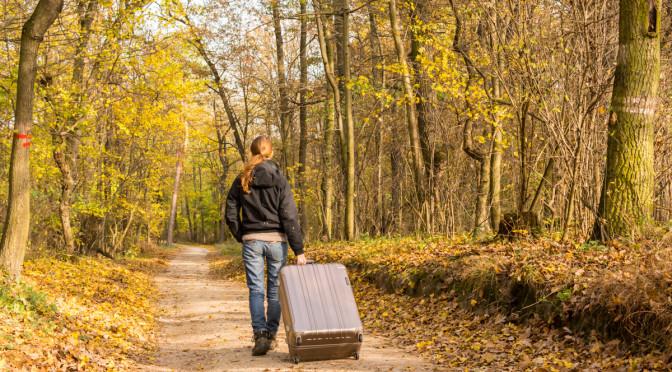 Vzít si na cesty kufr na kolečkách – šílenost nebo reálná věc?