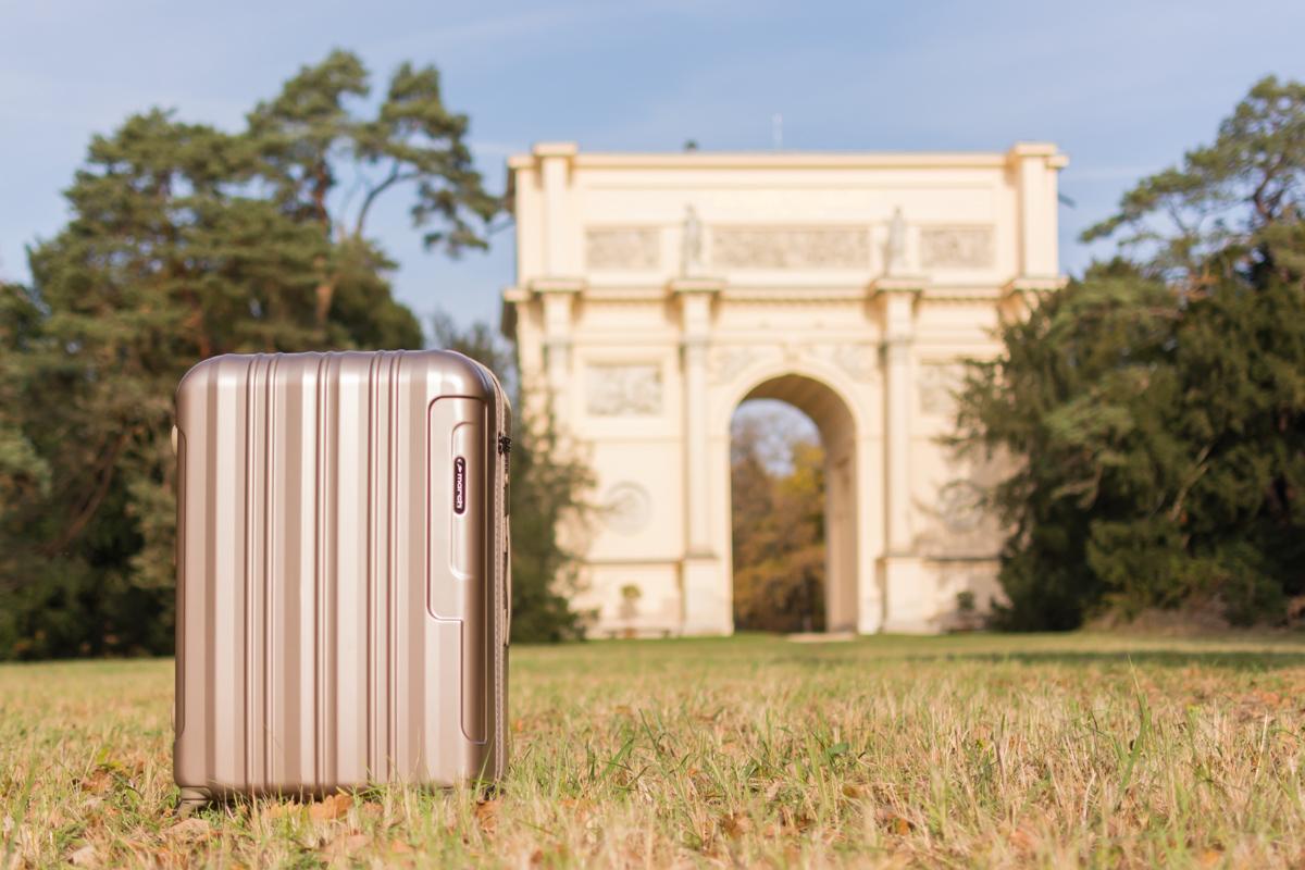 efaf164ed06 Vzít si na cesty kufr na kolečkách – šílenost nebo reálná věc ...
