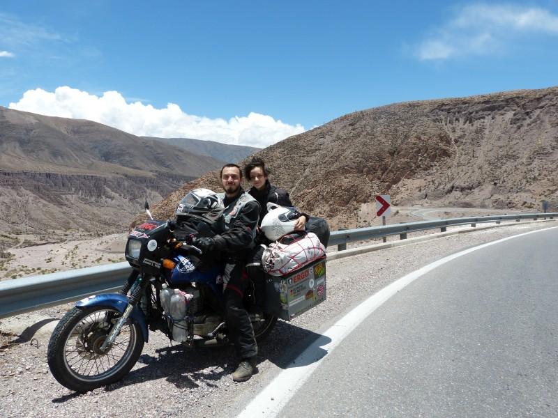 Na Jawě napříč Jižní Amerikou ve stopách Čechů –Argentina