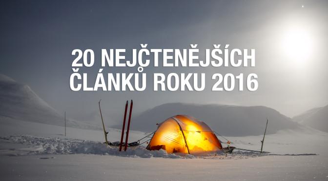 20 nejčtenějších článků roku 2016 na ŽivotNaCestách.cz