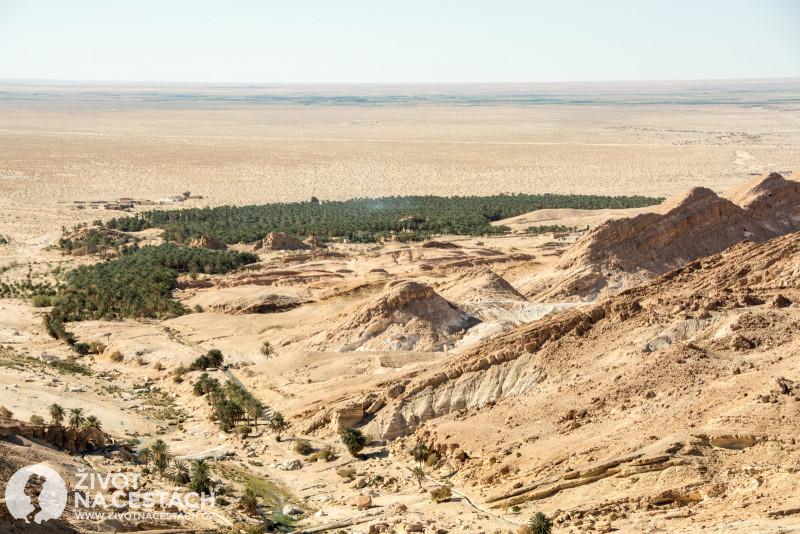 Fotoreport z cesty napříč Tuniskem – Místo, kde se točil film Anglický pacient.