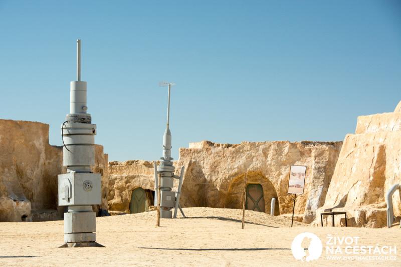 Fotoreport z cesty napříč Tuniskem –