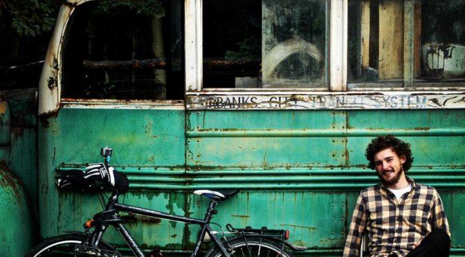 'I, Cycleast' aneb Filosofická cesta do nitra duše Matěje Balgy (díl 1.)