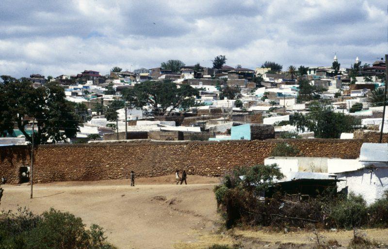 Etiopie, Afrika