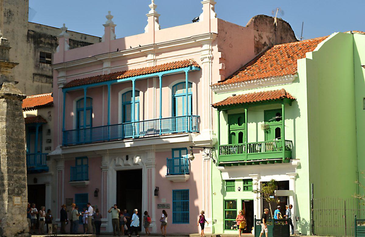kubánská architektura