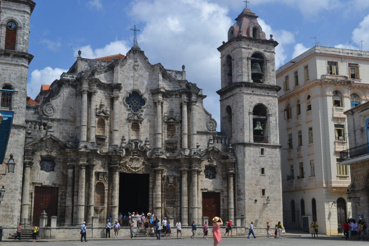 Catedral San Domingo de La Habana