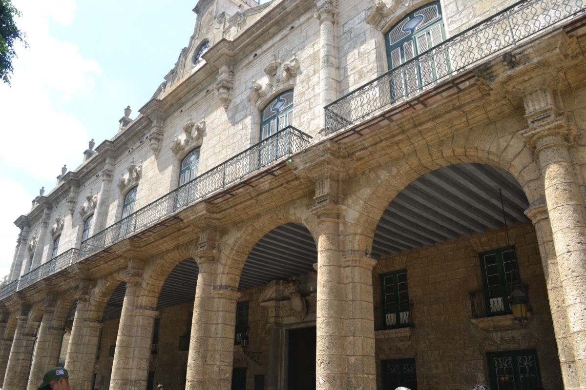 Palacio de Segundo Cabo
