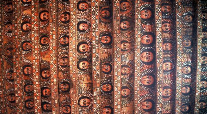Etiopie v kostce 2 – Památky a kultura