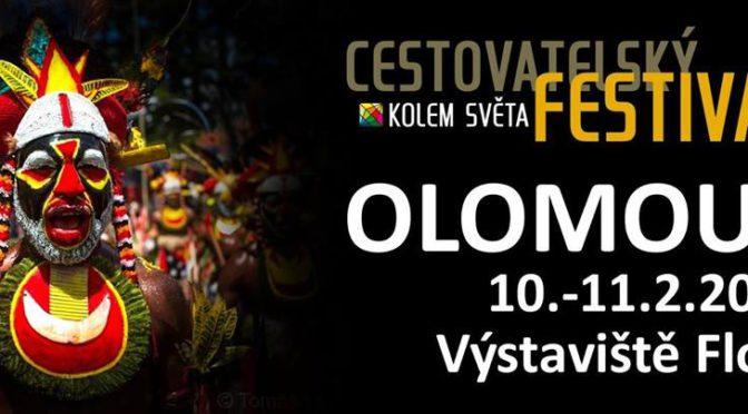 Cestovatelský festival Kolem světa 10.–11. února v Olomouci