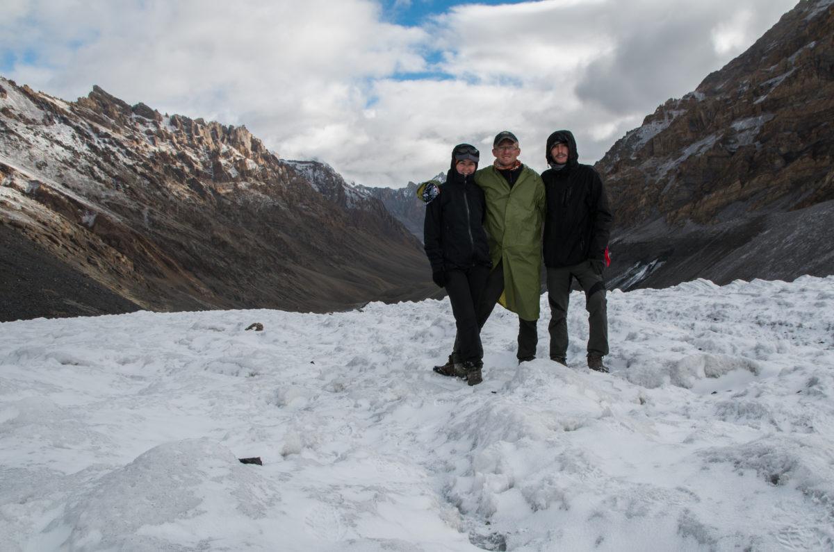 Ledovec Parang La