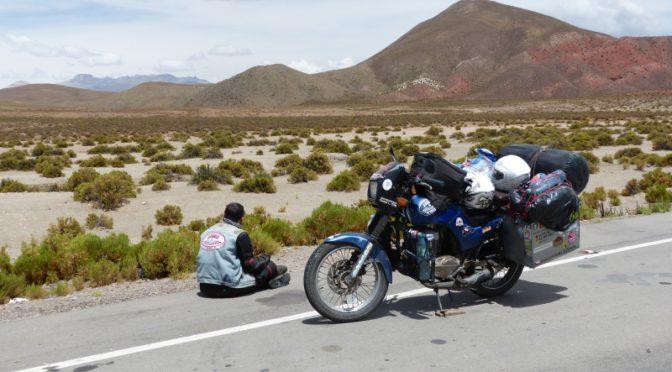 Na Jawě napříč Jižní Amerikou – Bolívie – Ohnivá země