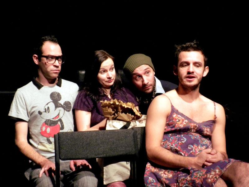 divadelní zkouška