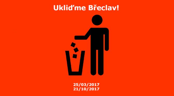 Ukliďme Břeclav!