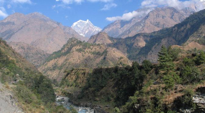 Několik důvodů, proč je Nepál skvělý