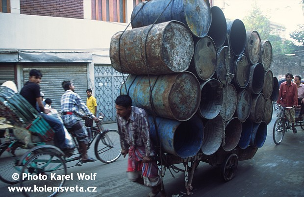 Bangladéš - nejen ubytování za 1 dolar je tady možné