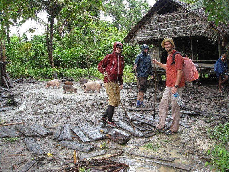 Z cesty po Sumatře a Siberutu