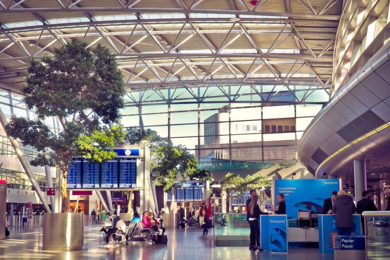 Cestujeme letadlem krok za krokem – na letišti