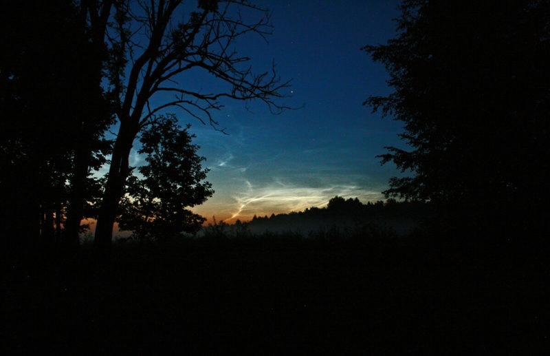Polární mezosférická oblaka