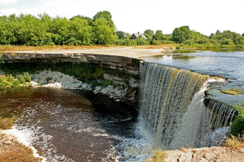 Jägalský vodopád