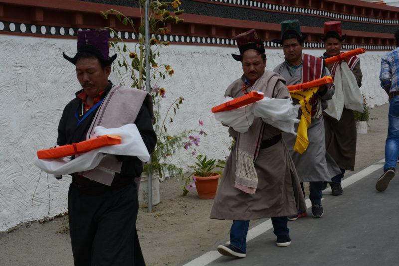 Buddhističtí mnichové