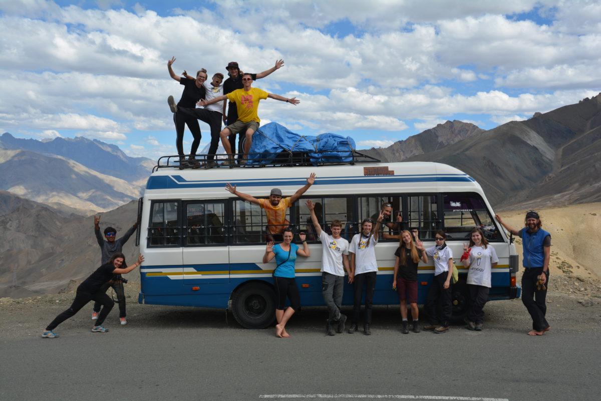 Indický autobus
