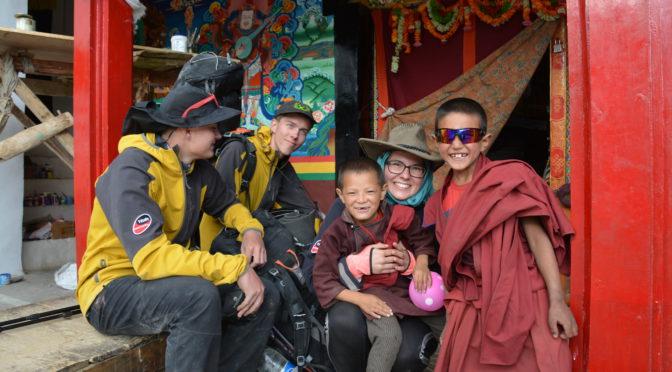 Samostatná expedice v Zanskaru