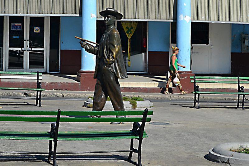 Cienfuegos – hudebník Benny More