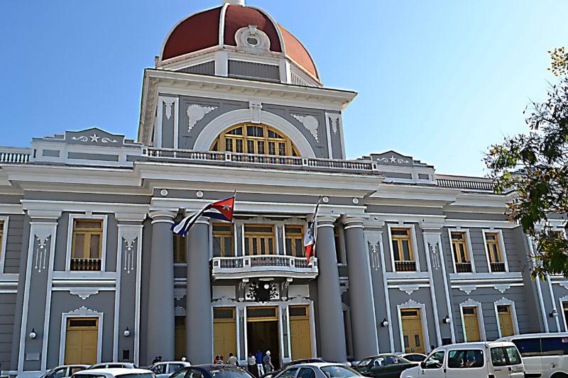 Sídlo provinční správy