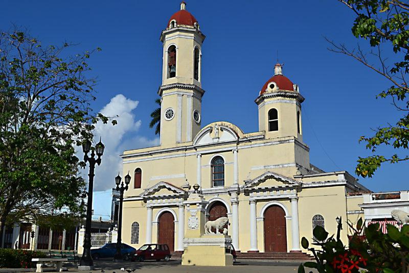 """Katedrála """"Catedral de la Purísima Concepción"""""""