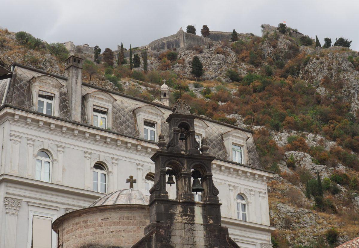 Zvonice Kotor