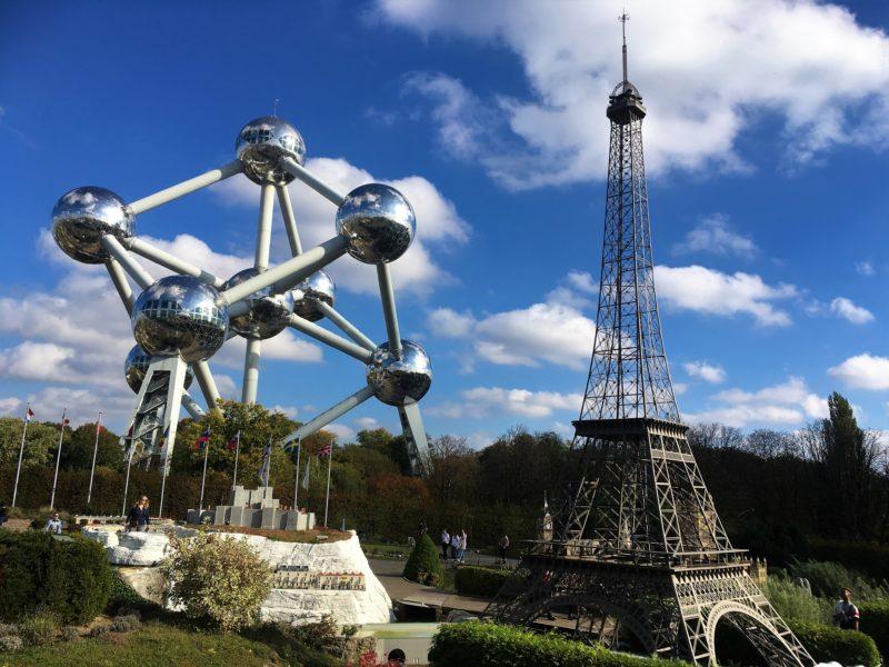 V parku Minievropa