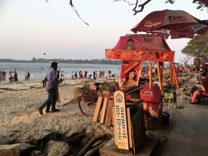 Kochi – pobřeží