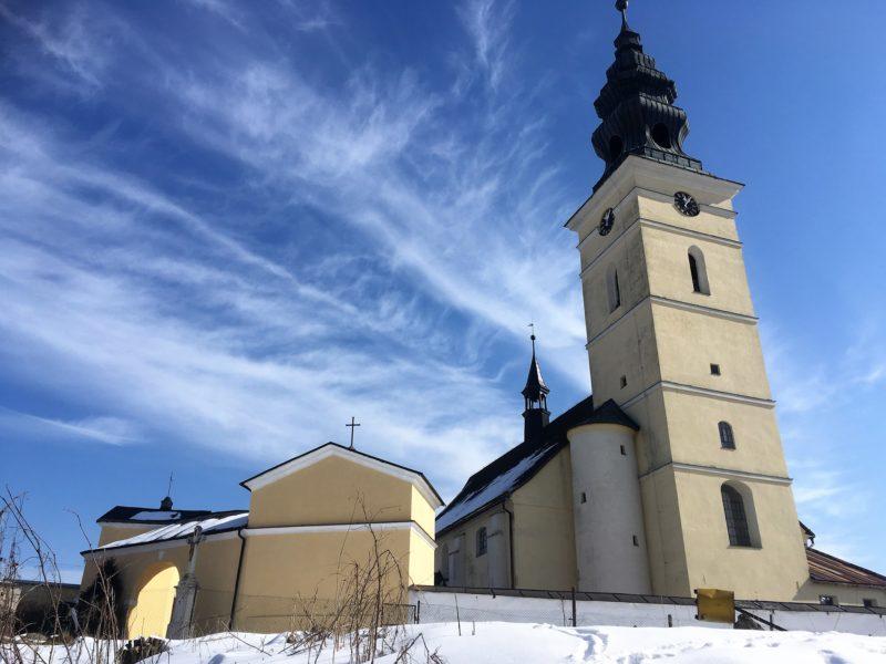 Kostel sv. Anny ve Starém Městě