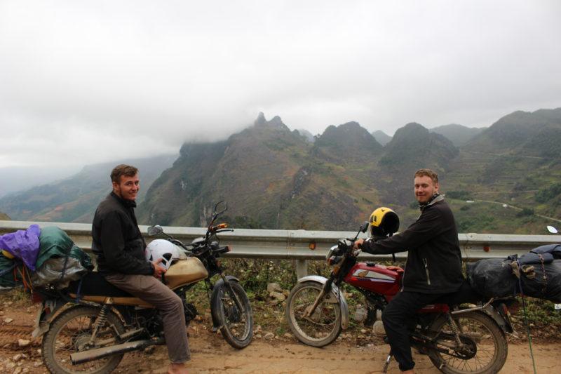 V provincii Ha Giang