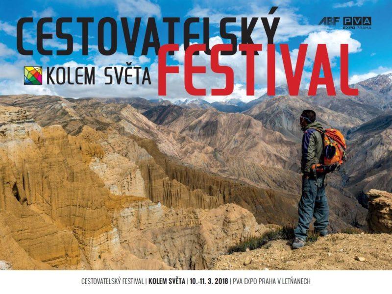 Festival Kolem světa v Praze - o víkendu 10. - 11.3.2018