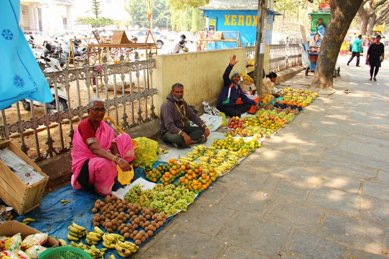 V ulicích Mysore