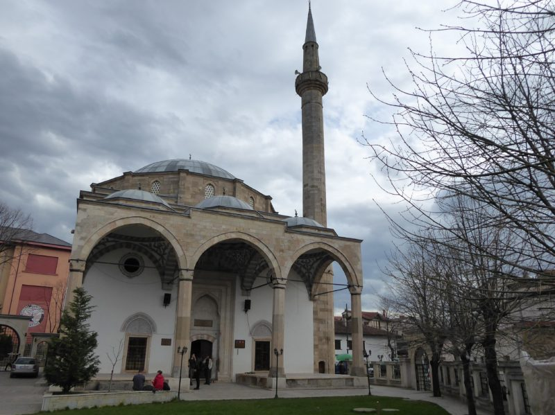 Sultánova mešita, Priština