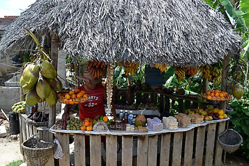 Prodej místních produktů