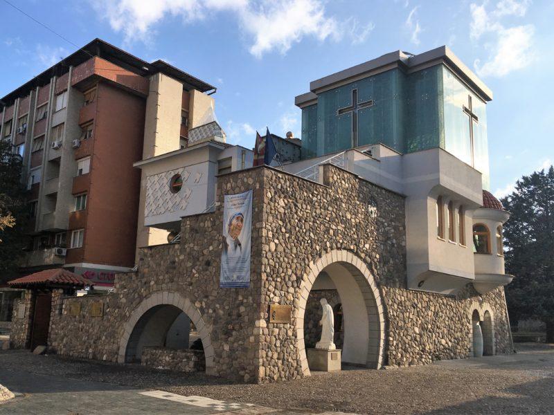 Rodný dům Matky Terezy ve Skopje