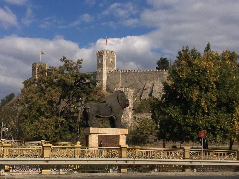 Pevnost Kale, Skopje